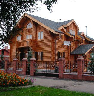 Загородный дом 1