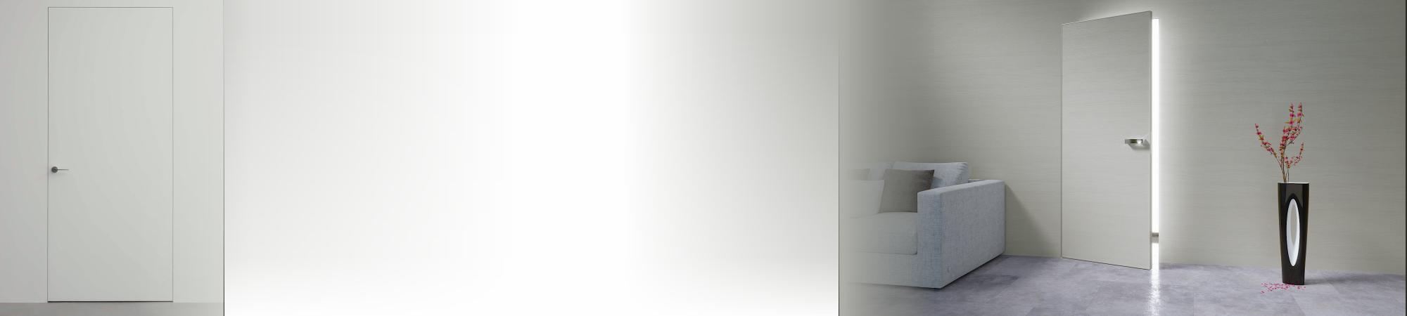 Новинка  — Двери невидимки