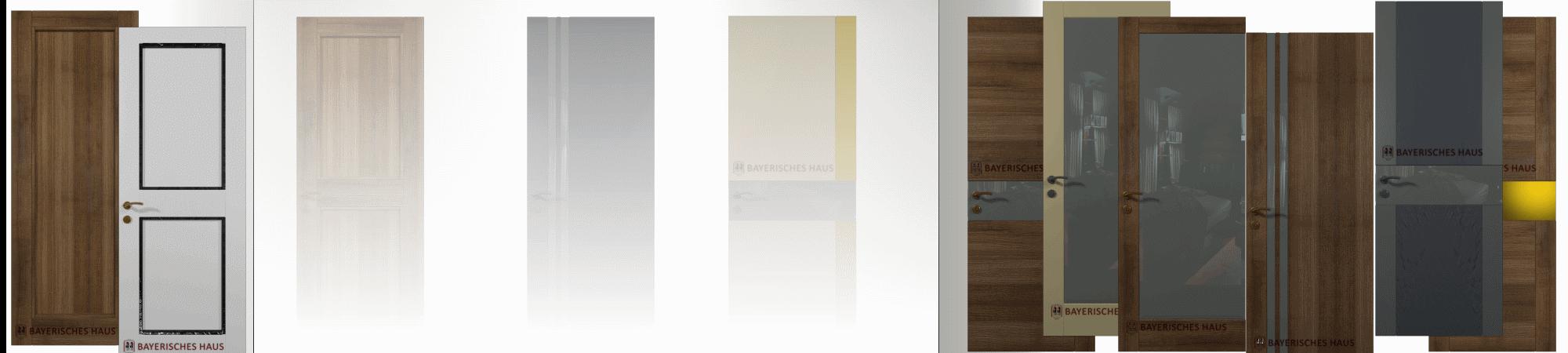 «Vincenzo» — Новая коллекция дизайнерских межкомнатных дверей 2019 года