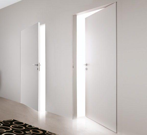 Скрытые двери, схема открывания (слева направо): На Себя От Себя