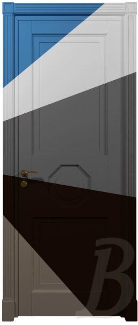 Модель «Белая гвардия» образец цветовой палитры