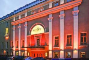 Московский академический Музыкальный театр имени К. С. Станиславского и В. И. Немировича-Данченко работы по воссозданию в 2005-2006 гг