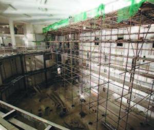 Государственный академический  Большой театр России, работы по воссозданию в 2009-2011 гг.