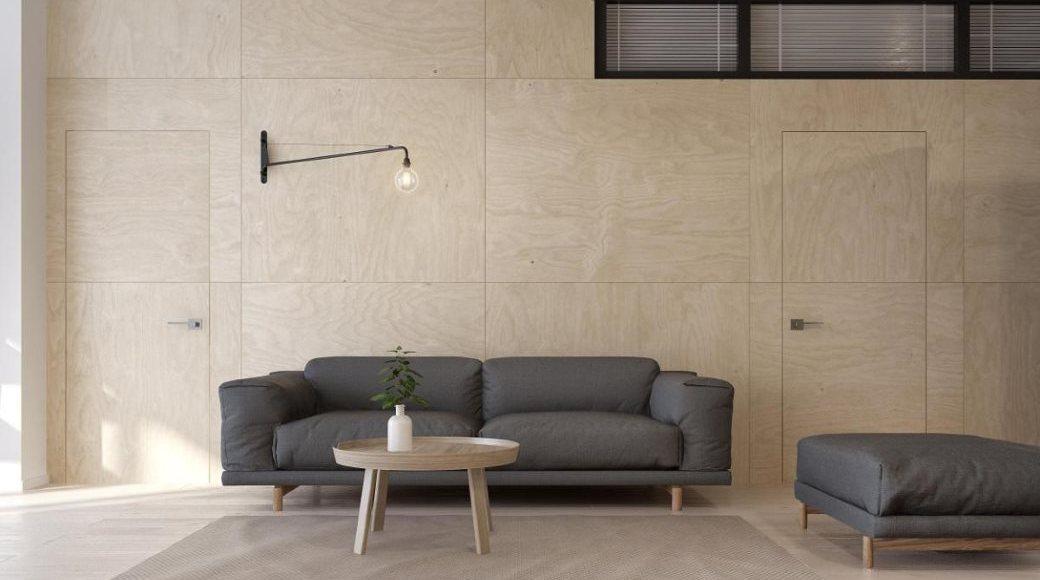 Современные стеновые панели в интерьере