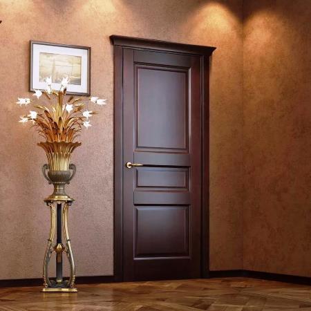 модель двери Классик 4 в интерьере