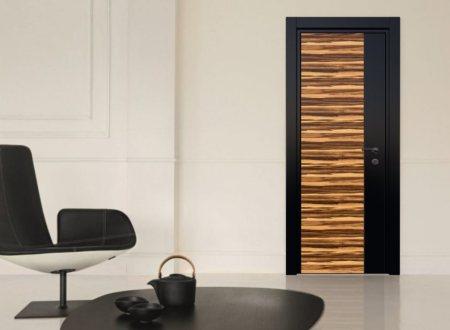 Дизайнерская дверь MARK.10 в интерьере