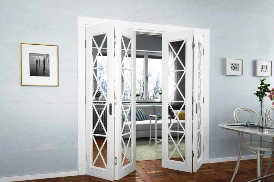 Дверь книжка Серия F, модель B