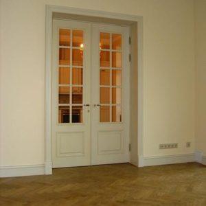 Межкомнатные двери Модель i покрытая эмалью